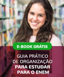 [E-book] Guia Prático de organização para estudar para o ENEM